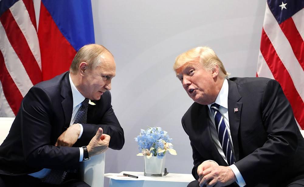 В Кремле рассказали о будущей встрече Путина и Трампа