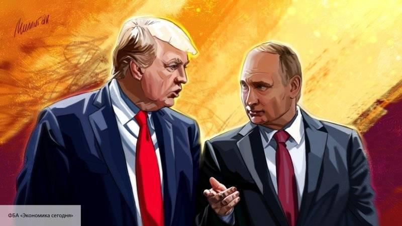 Песков выразил надежду на встречу Путина и Трампа