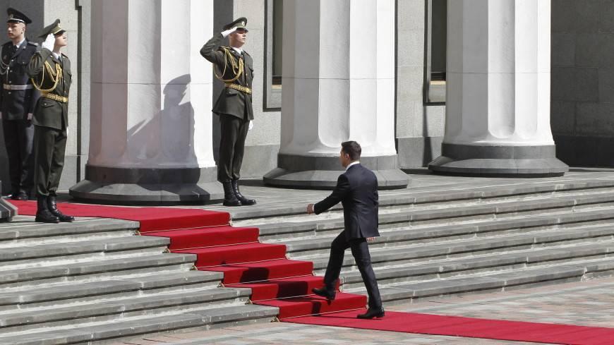 Зеленский призвал Раду уволить главу СБУ, генпрокурора и главу Минобороны