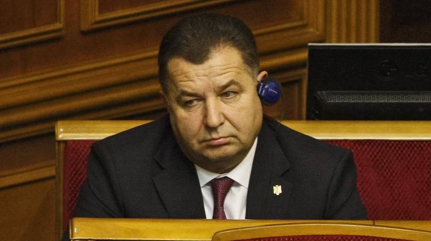 """""""Честь имею"""": глава Минобороны Украины ушел с должности"""