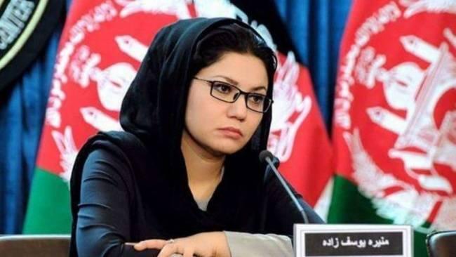 Пост замминистра обороны Афганистана впервые заняла женщина