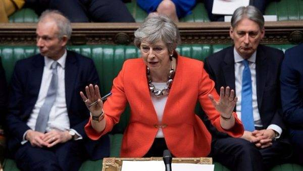 Мэй согласилась на голосование о новом референдуме по выходу Британии из ЕС