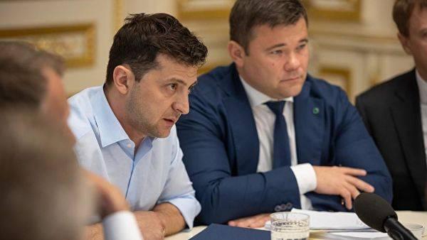 Зеленский назначил адвоката Коломойского главой администрации президента