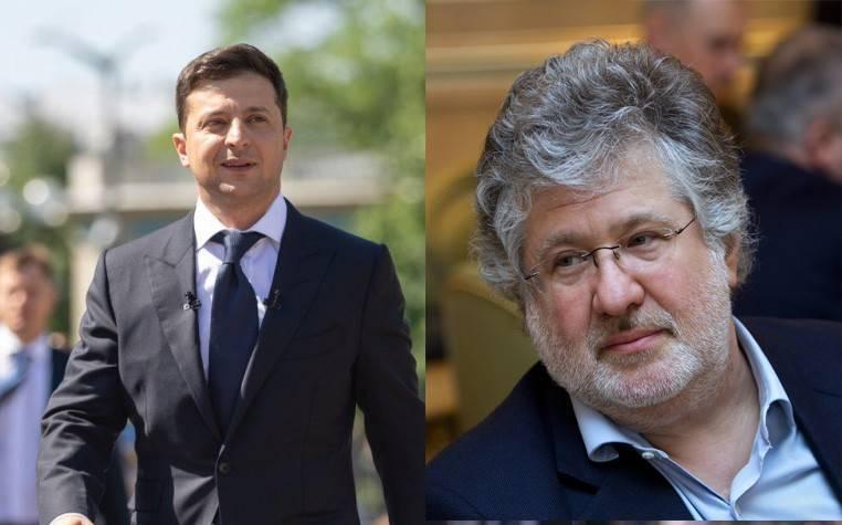 Марионетка? Зеленский назначил адвоката Коломойского главой администрации