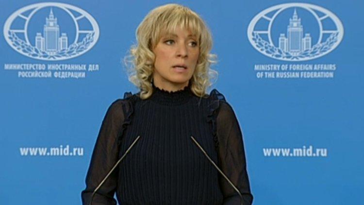 Захарова отреагировала на призыв Супрун выгнать Россию из ООН