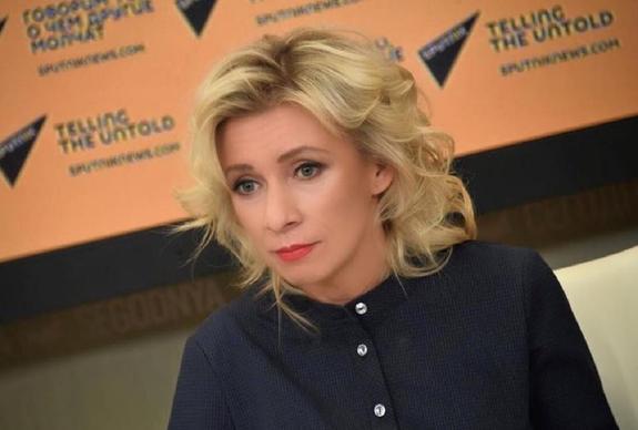 """Захарова высказалась по призыву Супрун перестать """"терпеть"""" Россию  в Совбезе ООН"""