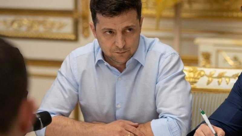 Зеленский назначил своего представителя в правительстве Украины