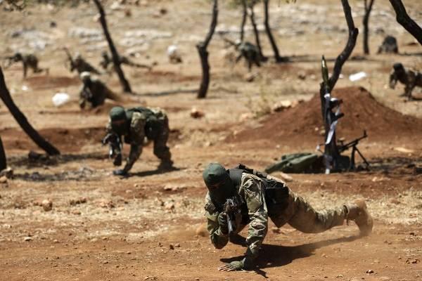 Минобороны России: сирийская армия отразила три крупные атаки террористов