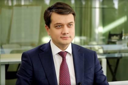 Назван кандидат напост главы партии Зеленского вВерховной Раде