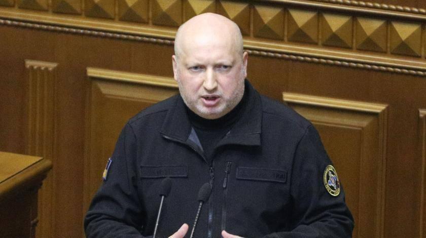 Зеленский заменил Турчинова на посту главы СНБО
