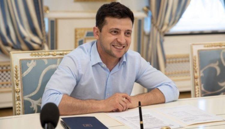 Зеленский назначил главой своей администрации юриста Андрея Богдана