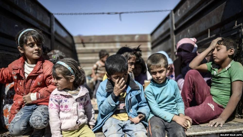 Минобороны РФ: 945 беженцев вернулись в Сирию 23 мая