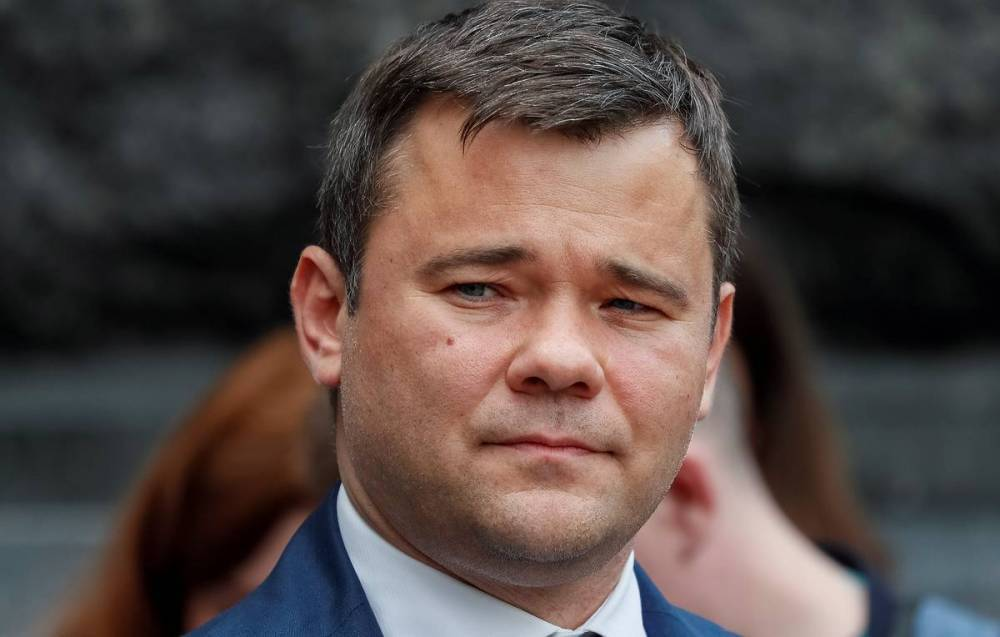 Петиция об отставке главы администрации Зеленского набрала нужные для рассмотрения голоса