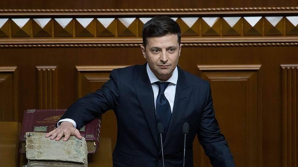 Зеленский рассмотрит петицию об отставке главы своей администрации