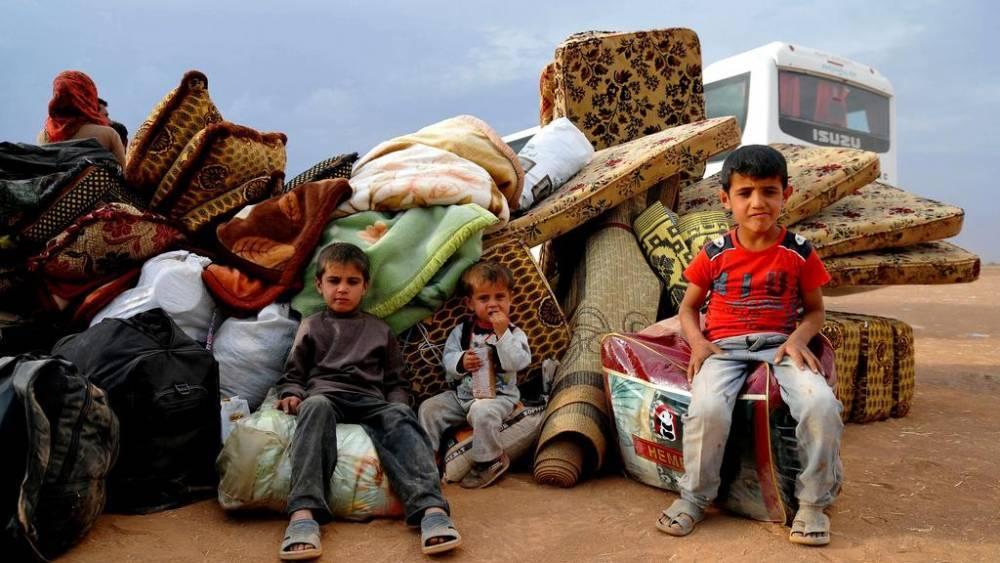 Минобороны РФ: больше тысячи беженцев вернулись в Сирию 26 мая