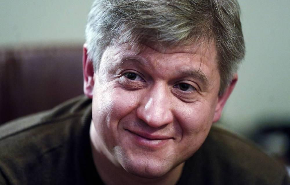 Зеленский назначил нового главу СНБО Украины