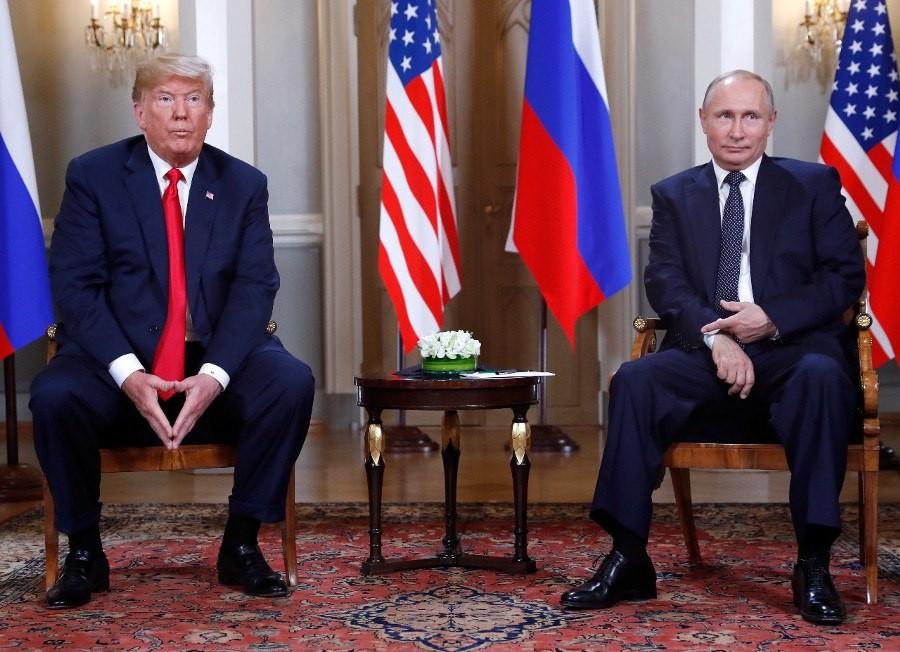 В Кремле ответили на вопрос о встрече Путина и Трампа