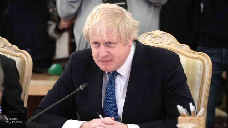 Экс-главу МИД Британии Бориса Джонсона взывали в суд из-за слов о Brexit