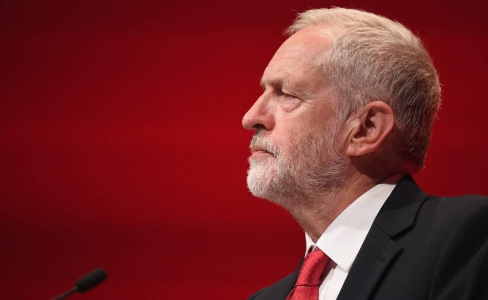 Глава лейбористов Великобритании присоединился к протесту против визита Трампа