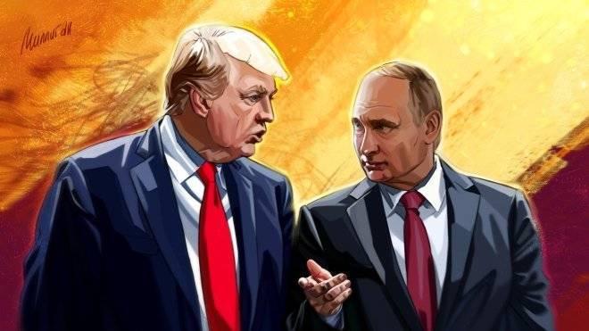 Ушаков рассказал, что в Белом доме отмалчиваются о встрече Путина с Трампом