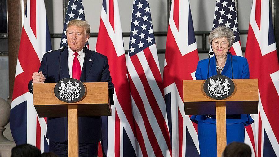 Трамп отказал лидеру британских лейбористов во встрече