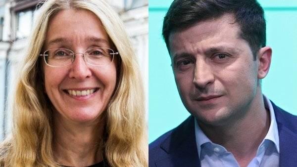 И.о. главы Минздрава Украины надеется, что Зеленский не будет судить о ней до встречи