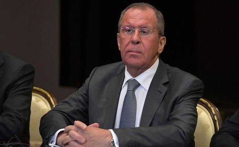 Лавров назвал условия организации встречи Путина и Зеленского