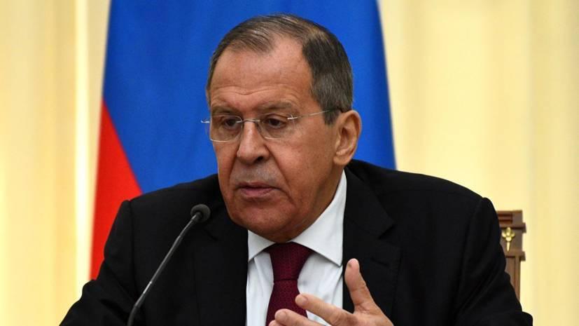 Лавров оценил возможность проведения встречи Путина и Трампа