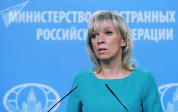 """""""Соболь – это животное"""": Мария Захарова резко осудила инцидент с Маргаритой Симоньян"""