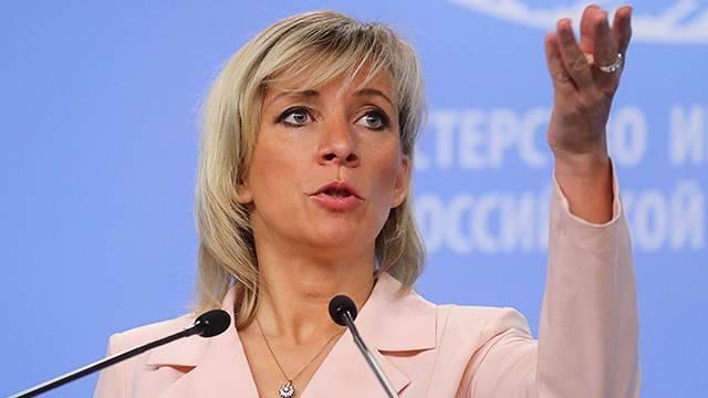 Захарова заявила, что Европа начинает считать потери от антироссийских санкций