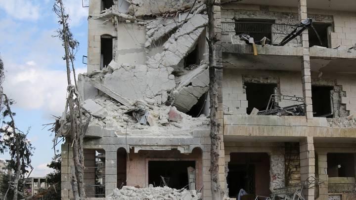 Танки, БМП, пикапы - всё уничтожено: В Минобороны России рассказали о разгроме боевиков в Сирии при попытке прорыва