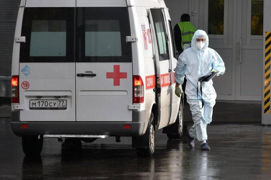 В Москве число новых случаев COVID-19 за неделю выросло на 25,3%