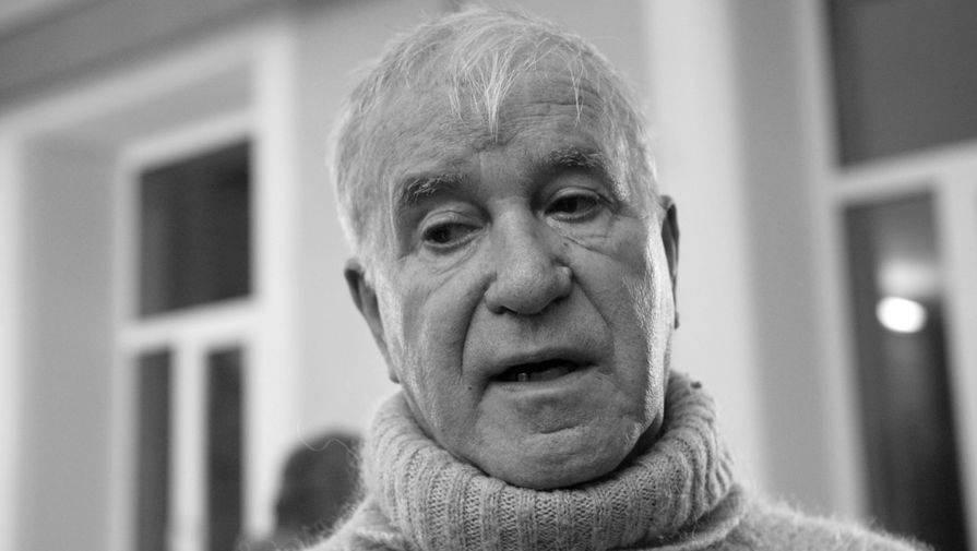 Умер заразившийся коронавирусом экс-директор «Ленфильма» Виталий Аксенов