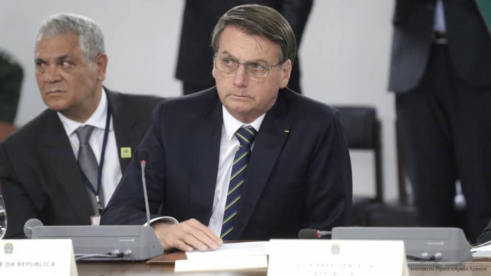Президент Бразилии заявил о случаях фальсификации на выборах в США