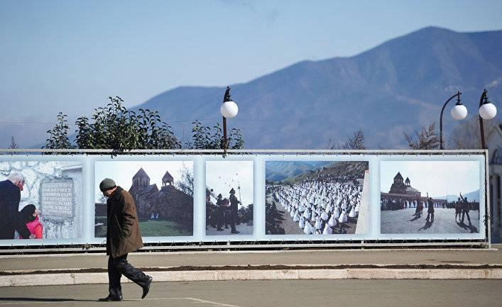 Le Figaro (Франция): «Почему Франции надо признать Нагорный Карабах»