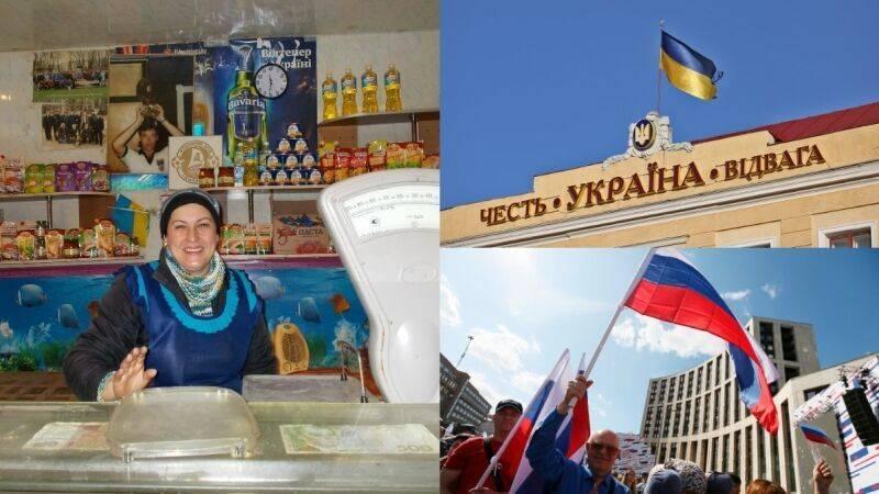 Продавщица в Кривом Роге в споре об Украине поставила на место блогера