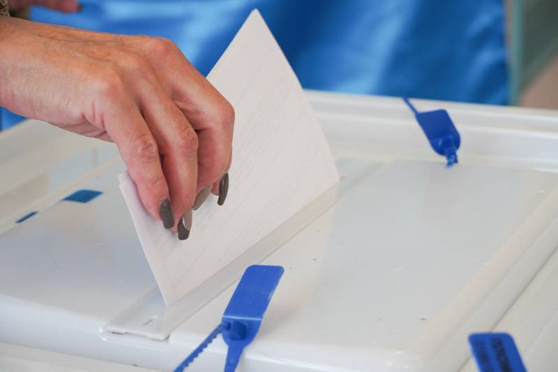 Единороссы уступили в пяти округах на выборах в Воронежскую гордуму