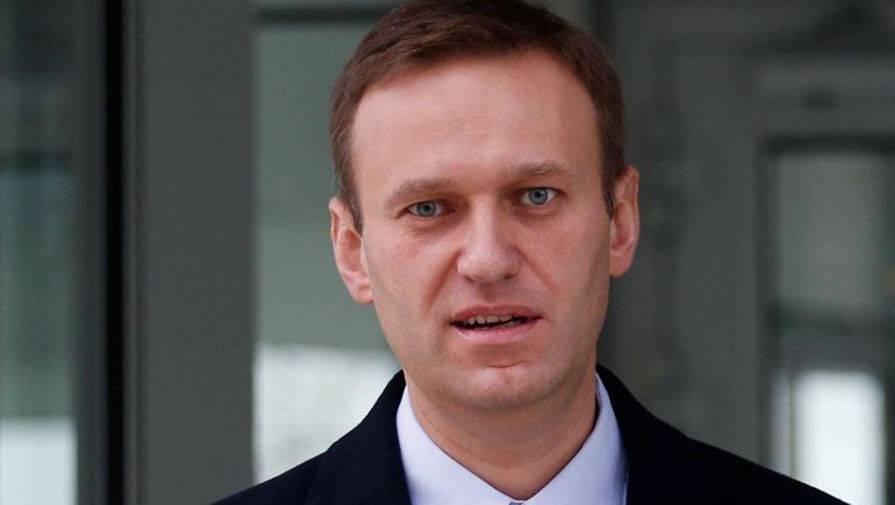 Mash: Навальный находится в федеральном розыске