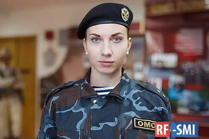 Умерла самая публичная сотрудница минского ОМОНа Светлана Скараженок