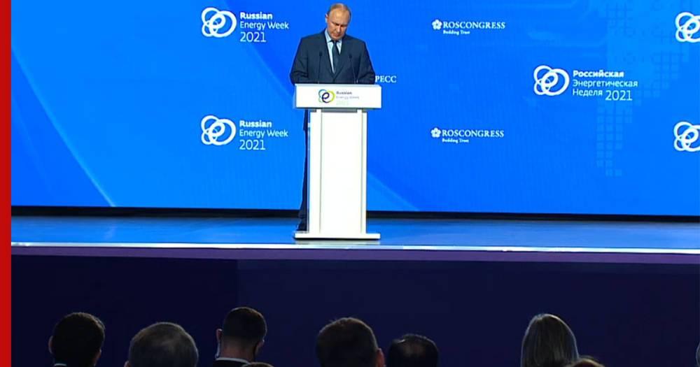 """""""Мы свой лимит на революции исчерпали"""". Путин ответил на вопросы журналистов"""