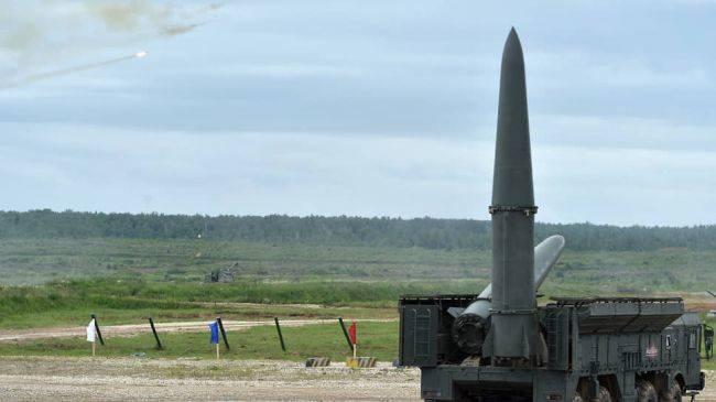 США считают, что Россия должна убрать свои ракеты из Европы