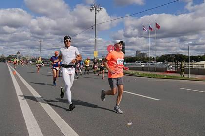 Британец случайно записался на марафон и пробежал 42 километра