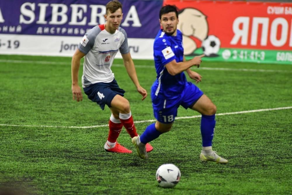 Дубль Шлермахера принёс «Иртышу» в Омске победу над «Новосибирском»