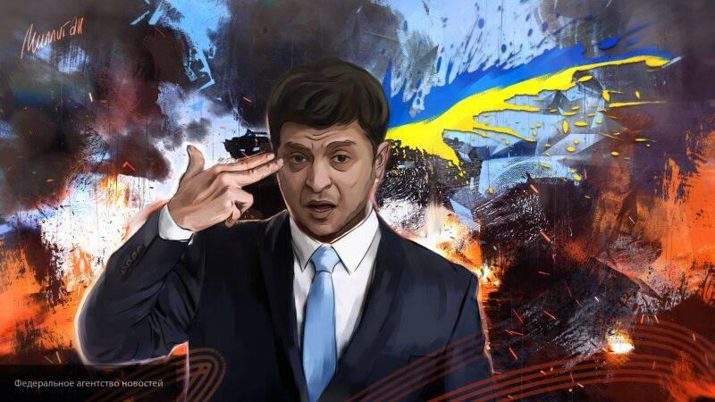 Одесский журналист обвинил Зеленского в имитации войны на Донбассе