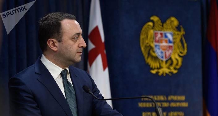 """""""Он — криминальный элемент"""": премьер Грузии прокомментировал арест оппозиционера Мелия"""