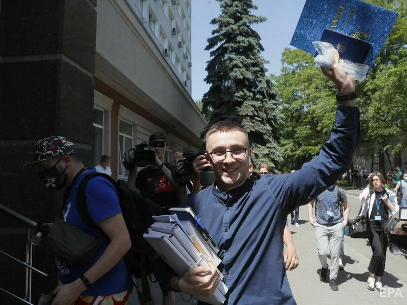 Баканов: Стерненко при моей каденции никогда не был агентом СБУ