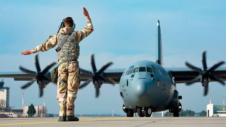 Германия приветствует пересмотр решения о выводе американских войск