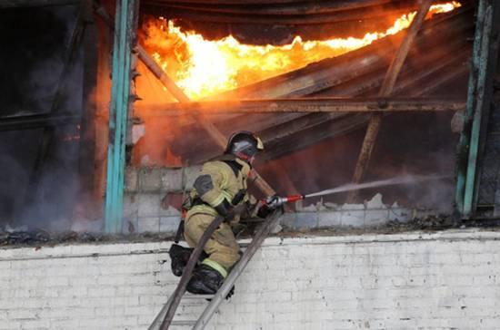 Красноярский край скорбит о погибших пожарных