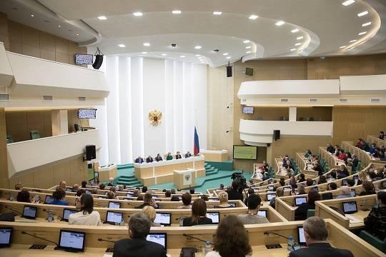 В Совете Федерации отреагировали на решение ЕС ввести новые санкции против России