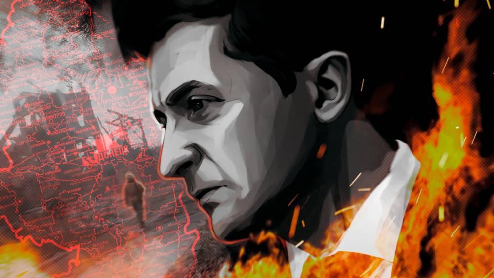 Украинская писательница обвинила Зеленского в отсутствии внутреннего стержня